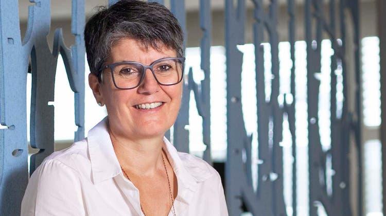 Seit fast einem Jahr ist Rosmarie Urich nun Geschäftsführerin der Spitex Region Brugg AG. (Bild: Britta Gut)