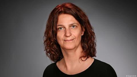 Susan Arndt, Professorin für Anglistik und Kulturwissenschaften an der Universität Bayreuth kritisiert das Winnetou-Glacé.