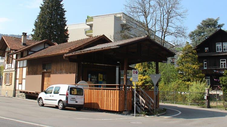 «Altes Bahnhöfli»: Am Samstag ist Ortstermin für kreative Ideen