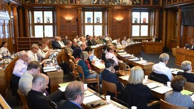 Wie soll der Kantonsrat künftig gewählt werden? Diese Frage wird zurzeit im Rahmen der Totalrevision der Kantonsverfassung thematisiert. (Bild: Jesko Calderara)