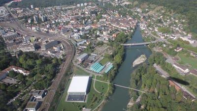 Die Stadt Brugg versteht sich als starke Zentrumsgemeinde. (Bild: Claudia Meier (25. August 2015))