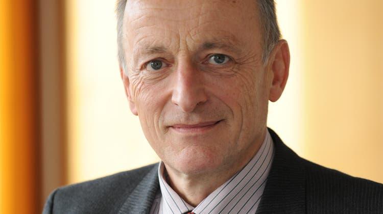 Peter Meier-Abt war zwischen 2005 und 2011 Vizerektor Forschung an der Uni Basel. (Universität Basel / Peter Schnetz)