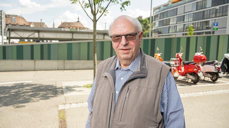 Werner Kummer hat nach mehr als vier Jahrzehnten als Laienrichter am Bezirksgericht aufgehört. (Alex Spichale / BAD)