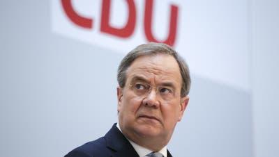 Verpasst ihm die AfD am Sonntag eine Wahlklatsche? CDU-Kanzlerkandidat Armin Laschet. (AP)