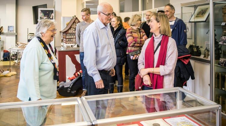 Das Amriswiler Ortsmuseum. (Bild: Reto Martin (Amriswil, 10. März 2018))