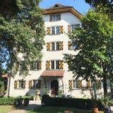 Schloss Böttstein, aufgenommen Ende August 2019. (Philipp Zimmermann)