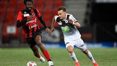 Auch dank vieler Einsätze von Bledian Krasniqi ist der FC Wil die klare Nummer 1 in der Fussball-Nachwuchsförderung des Landes. (Bild: Urs Lindt, Freshfocus)