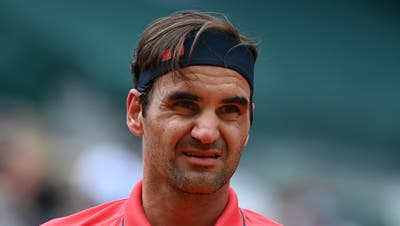Roger Federer lässt offen, ob er in den Achtelfinals antreten wird. (Freshfocus)