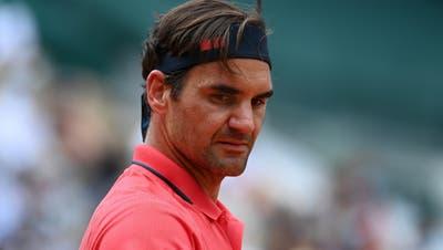 Roger Federer verzichtet bei den French Open auf die Achtelfinals. (Freshfocus)