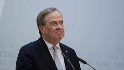 CDU-Chef Armin Laschet geht bei der Bundestagswahl als Kanzlerkandidat ins Rennen. (Markus Schreiber / AP)