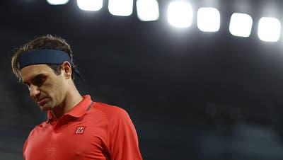 Roger Federer wird im Sommer der Wahrheit wohl Entscheidungen treffen müssen, die ihm nicht nur Sympathien einbringen. (Ian Langsdon / EPA)