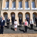 Die Finanzminister der G7-Staaten haben sich auf eine Mindestbesteuerung für Konzerne geeinigt. Mit Folgen für die Schweiz. (Andy Rain / EPA)