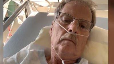 Marcus Hasler klagt auch über 15 Monate nach seiner schweren Covid-Erkrankung noch über Beeinträchtigungen. (Bild: Zvg(April 2020))