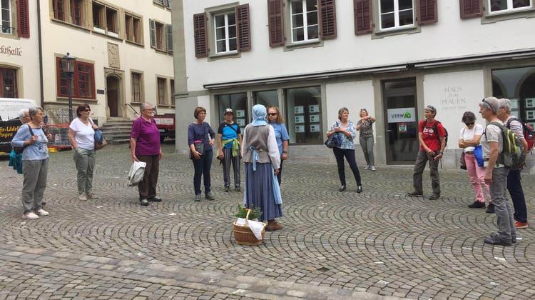Zu Besuch in Zofingen