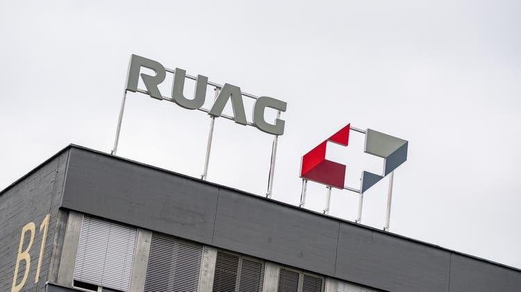 Die Eidgenössische Finanzkontrolle hat sich mit den Informatiksystemen der Ruag befasst. (Symbolbild) (Keystone)