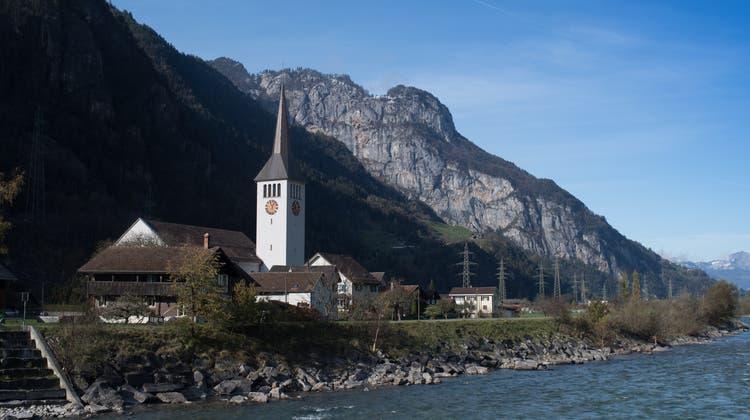 Die Einwohnergemeinde Erstfeld weist ein Eigenkapital von 4,708 Millionen Franken aus. (Bild: Boris Bürgisser (Erstfeld, 10. November 2019))
