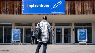 In Willisau werden sechs Wartepositionen angeboten. (Bild: Boris Bürgisser (Willisau, 21. April 2021))
