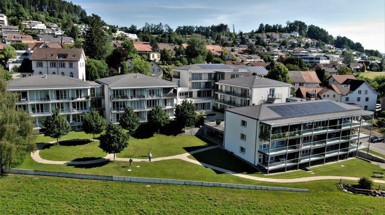 Das Alters- und Pflegeheim Eschlikon bietet 50 Menschen Platz. ((Bild: ZVG))