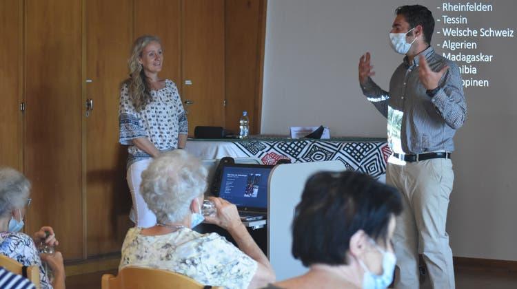 Seniorennachmittag – eine virtuelle Reise nach Madagaskar