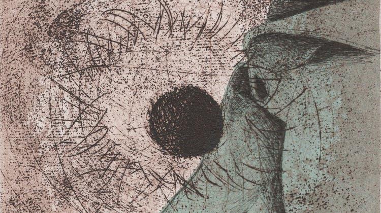 Ab dem 26. Juni stellt die Seetaler Künstlerin Mo Richner im Schlössli in Wohlen ihre Werke aus. (zvg)