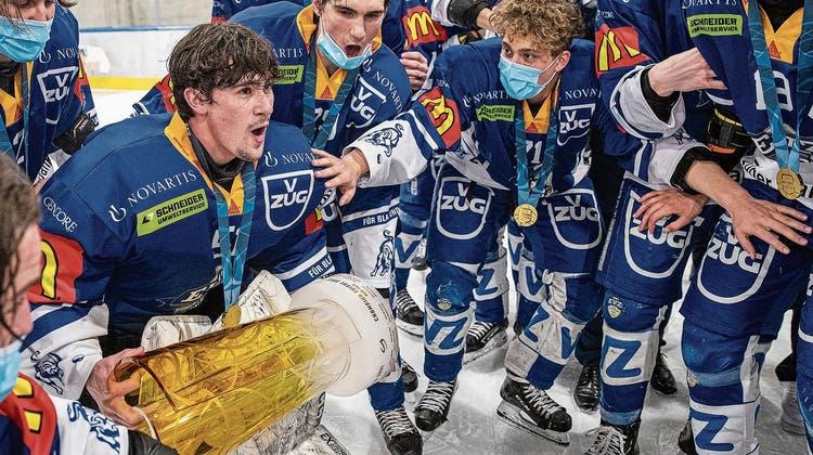 HC Thurgau geht volles Risiko: Der Älteste seiner drei Goalies ist 21-jährig