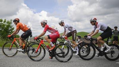 «Es fätzt einfach»: Die Tour de Suisse radelt durch den Aargau