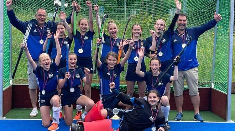 Landhockey: Schweizer-Meister-Titel für die U15-Mädchen des HC Olten