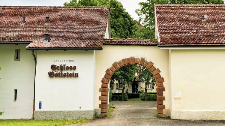 Vor fast zwei Jahren musste das Hotel im Schloss Böttstein schliessen. (Philipp Zimmermann)