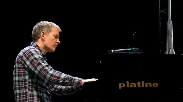 Brad Mehldau am Piano. (Giorgio Perottino / Getty Images Europe)