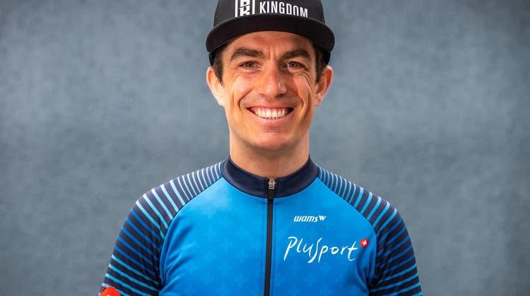 Fabio Bernasconi vertritt die Schweiz an der Para-EM. (Oliver Kremer/pixollistudios)