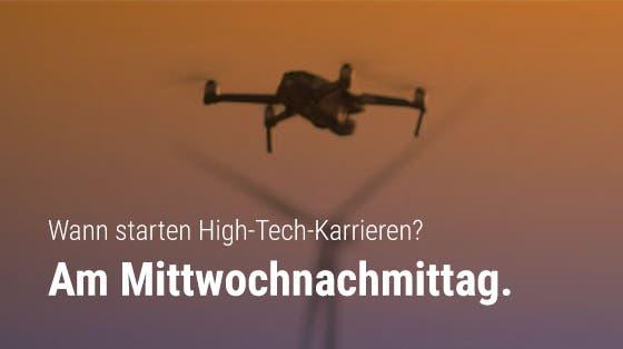 Der Lehrstellen-Anbieter libs lanciert die neue Landingpage für Berufsinfo-Events www.mittwochnachmittag.ch