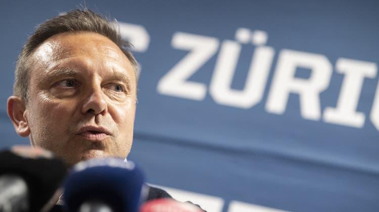 André Breitenreiter wird am Mittwochnachmittag als neuer Cheftrainer den Medien vorgestellt. (Keystone)