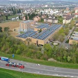 Die Gemeinde entscheidet am 17. Juni, ob sie– erhält Rheinfelden den Zuschlag für die Mittelschule– das Areal im Engerfeld für 5,16 Millionen Franken an den Kanton verkauft. (Gerry Thönen/Aargauer Zeitung)