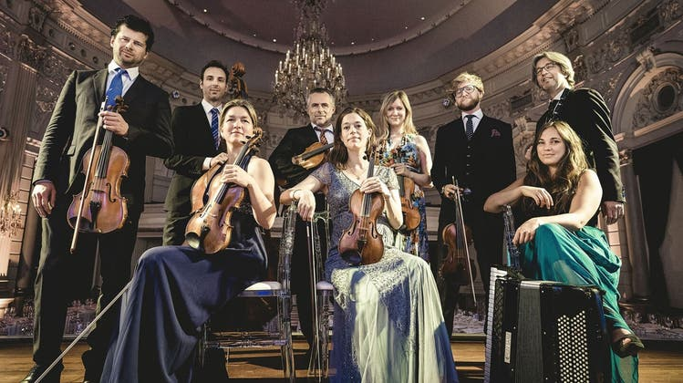 Brahms, Schubert und Co.: Bariton Matthias Goerne und das Ensemble Camerata RCO (im Bild) sind am 15. Dezember zu Gast. (Zvg)