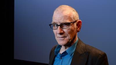 Noch lange nicht müde: Der 70-jährige Kabarettist Joachim Rittmeyer wird Ende Juni mit dem Salzburger Ehrenstier ausgezeichnet. (Bild: PD)