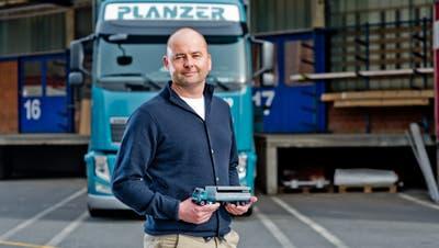 Nils Planzer, CEO des Logistikunternehmens Planzer, findet die Pläne zu Cargo sous terrain «völlig überrissen». (Emanuel Per Freudiger / LTA)