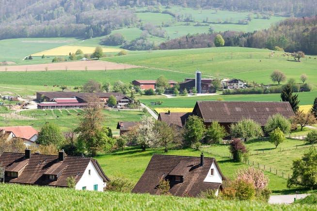 In Freienwil gibt es weder eine 5G- noch sonst eine Mobilfunkantenne.