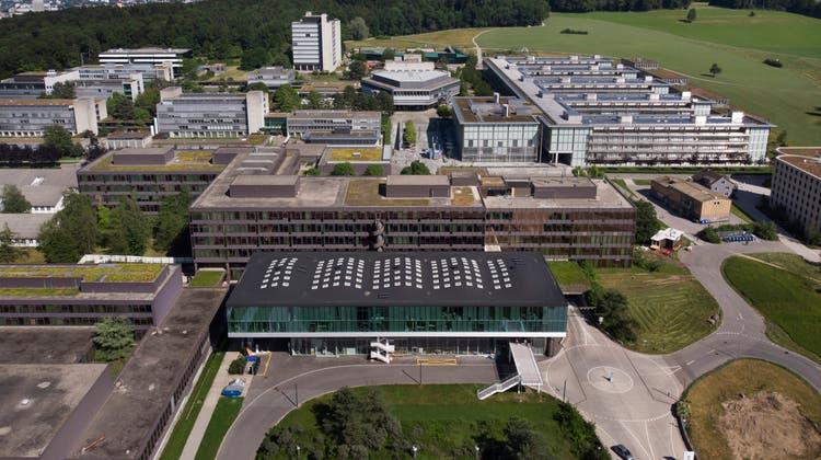 Die ETH Zürich mit dem Campus Hönggerberg gehört zu den besten zehn Hochschulen der Welt. (Keystone)