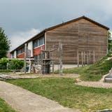 Die Schule Effingen ist einer von drei Schulstandorten im künftigenBöztal. (Bild: Sandra Ardizzone)