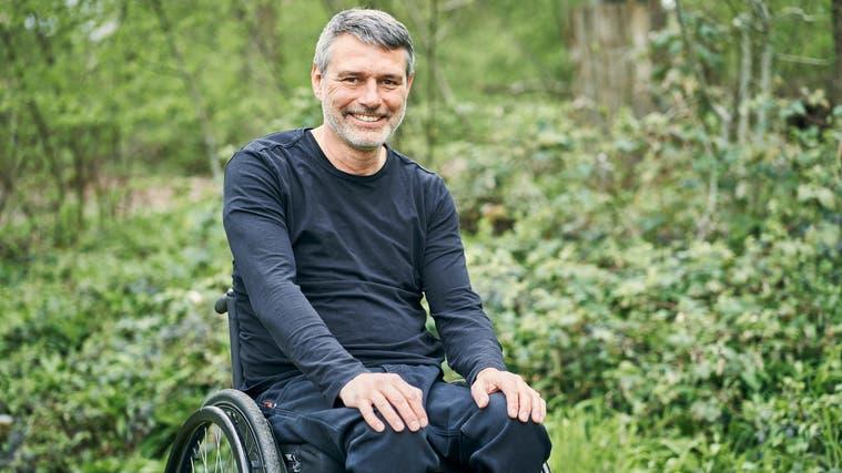 Ferdinand Pulver: «Dass die FDP mich als Paraplegiker nominiert hat, ist auch ein Statement gegen Aussen. Es ist gelebte Inklusion.» (Colin Frei/Archiv)