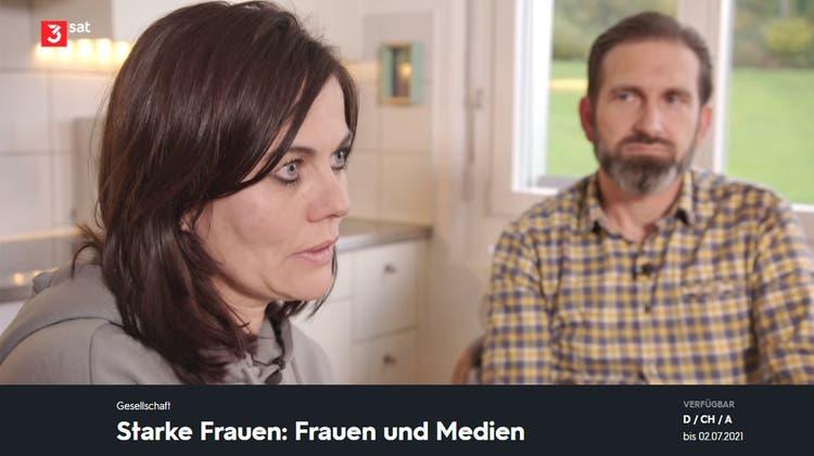 Als Heldin dargestellt: Dokumentarfilm über Jolanda Spiess-Hegglin. (Screenshot/3sat)