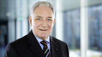 Der bisherige Spitalratspräsident Dr. Ulrich Fricker wird Präsident des Verwaltungsrats der Luzerner Kantonsspital AG. (Bild: ZVG)
