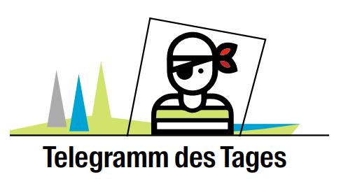«Telegramm des Tages»: Die besten Beiträge 2021 im Überblick