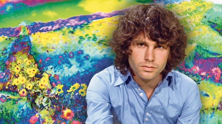 Rockmusiker Jim Morrison starb mit 27 Jahren. (Heilemann / CAMERA PRESS)