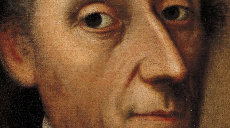 DerTheologeJohann Caspar Lavater. (Keystone)