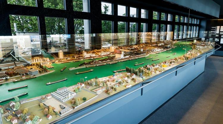 Am Samstag eröffnet das Hafenmuseum: Zwei Millionen Franken kostete die Sanierung. (Kenneth Nars)