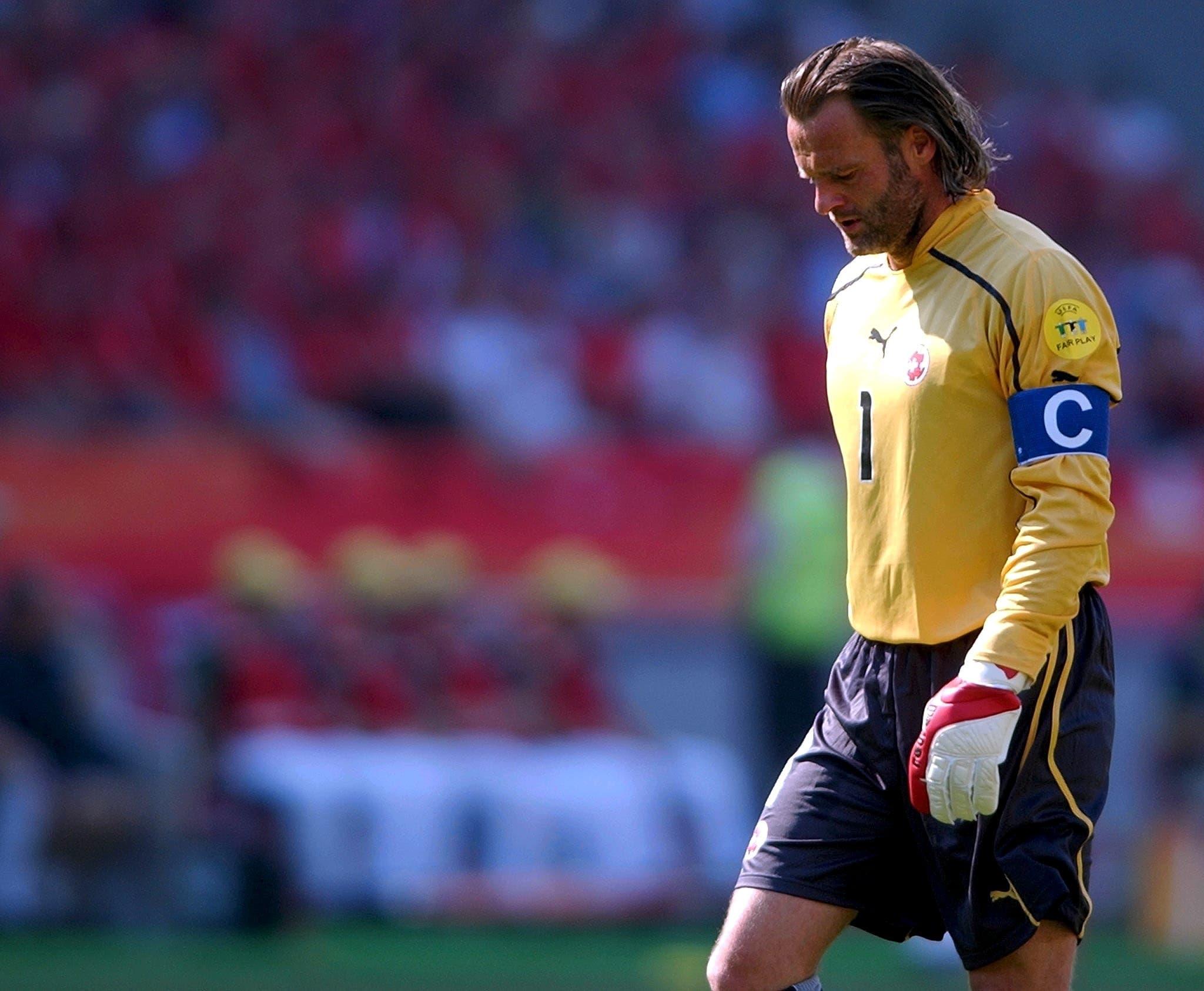 Europameisterschaft 2004 in Portugal: Jörg Stiel