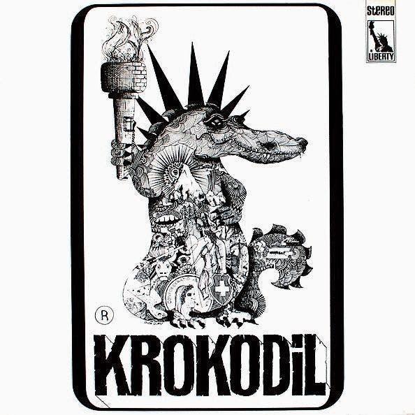 Krokodil: Krokodil (Zürich, 1969) Das Début von Krokodil, der ersten international erfolgreichen Rockband der Schweiz.