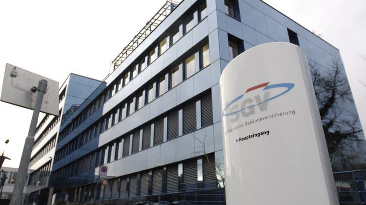 Die Solothurner Gebäudeversicherung ist derzeit in aller Munde - auch wegen der überhöhten Leistungsboni, die an den früheren Direktor gingen. (Oliver Menge)