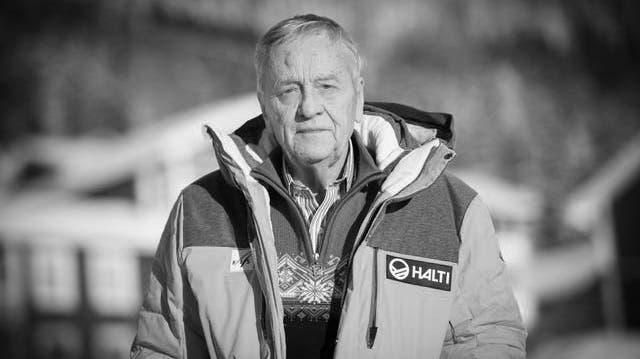 Gian Franco Kasper prägte während Jahrzehnten den internationalen Ski-Sport. (Jean-Christophe Bott / KEYSTONE)